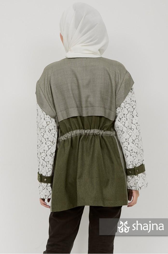 YELENA COAT - SK1031