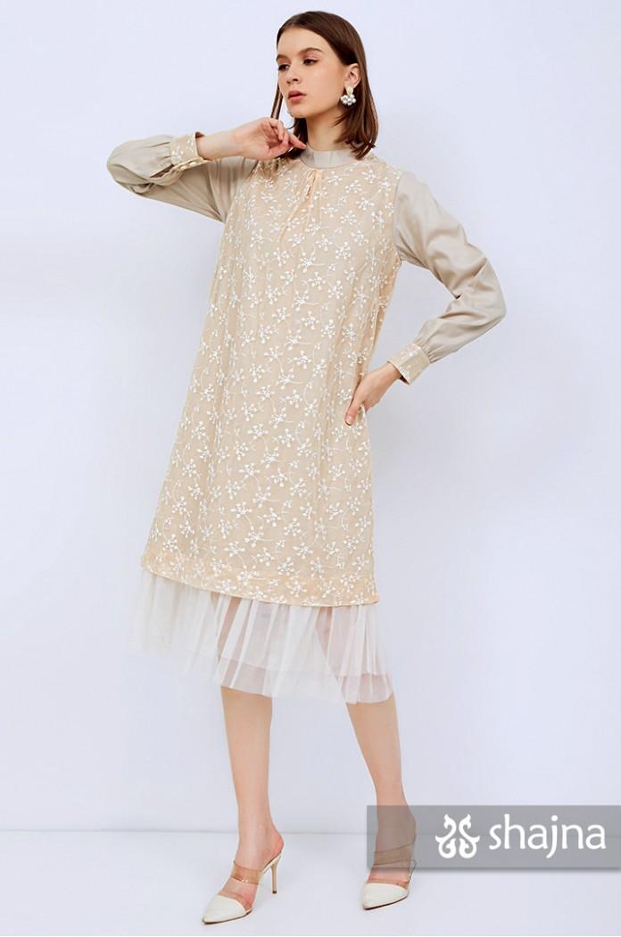 MIKASHA DRESS - SK1057