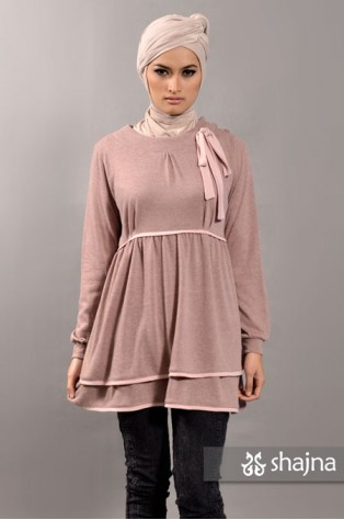 SK312 - TIERED JERSEY TOP