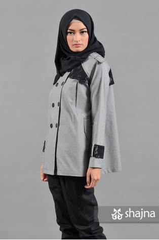 SK633 - BEVERLY SHORT COAT