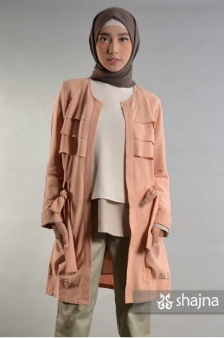 SK641 - AIMEE LIGHT COAT