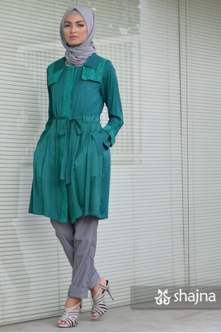 SK670 - KOYUKI SHIRT DRESS
