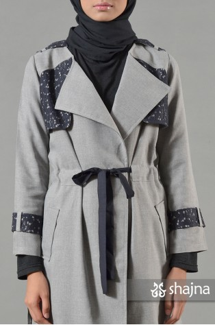SK708 - HAIRE LONG COAT
