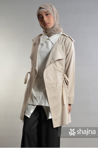 SK775 - CHERISE LIGHT COAT