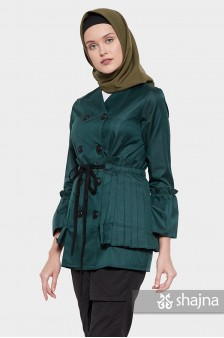 SK791 - GREEN CHISATO TOP