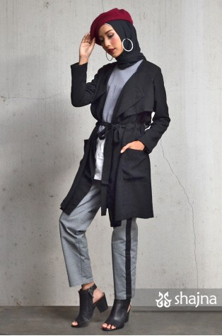 SK903 - MAURINE LIGHT COAT