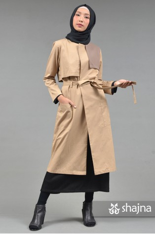 SK910 - OLENKA LIGHT COAT