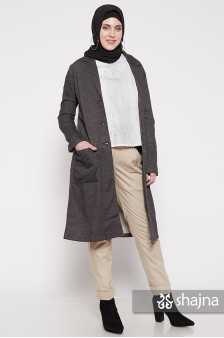 SK914 - MAIRI LONG COAT