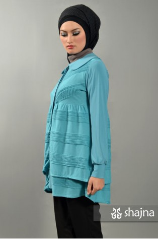 SK337 - TIERED JERSEY TOP