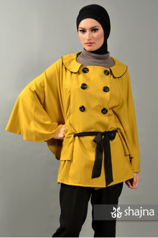 SK341B - BELTED CAPE
