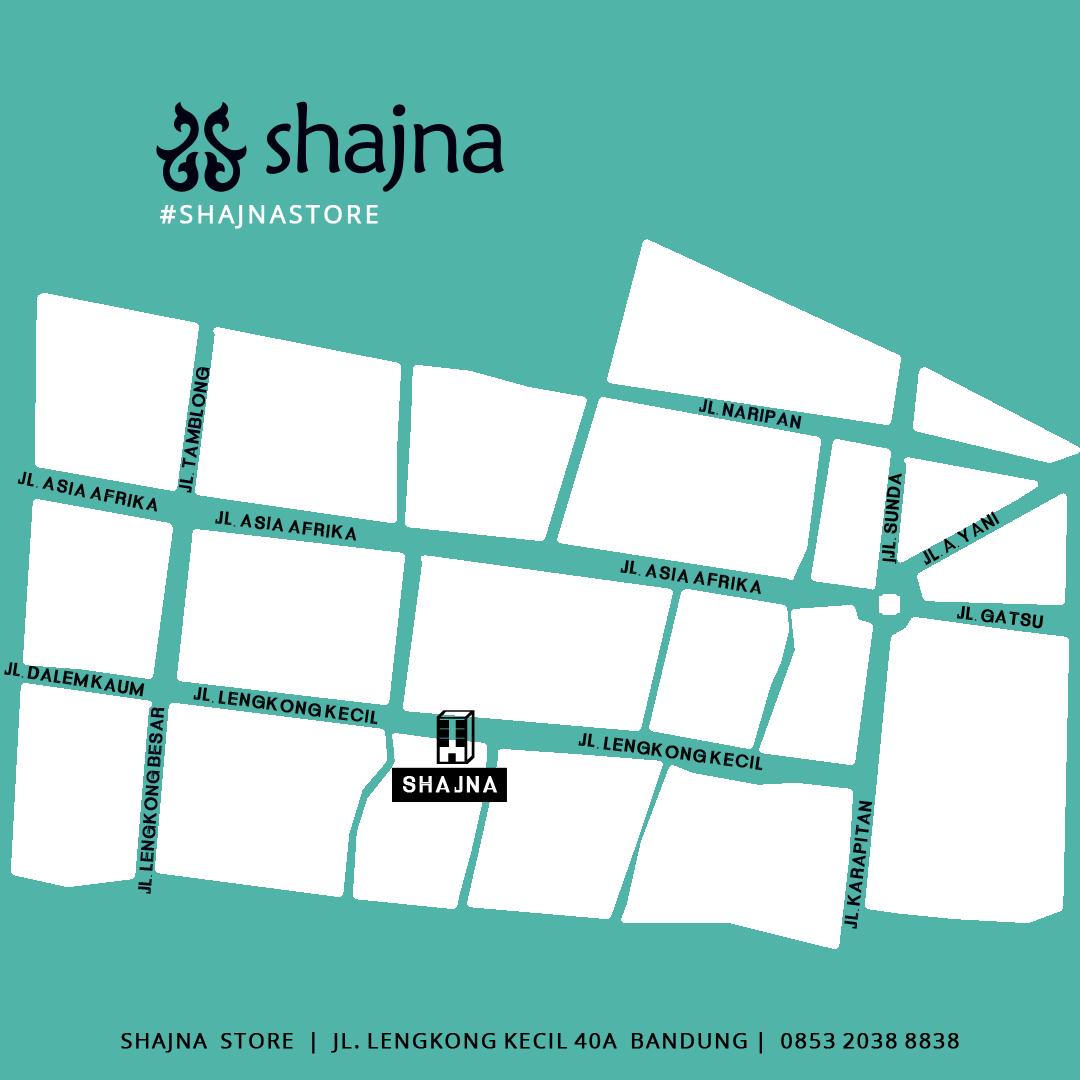Shajna Map