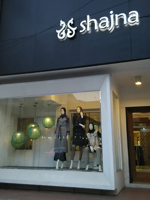 Shajna Store Jl. Lengkong Kecil 40A Bandung