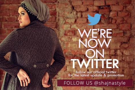 Follow Shajna Twitter
