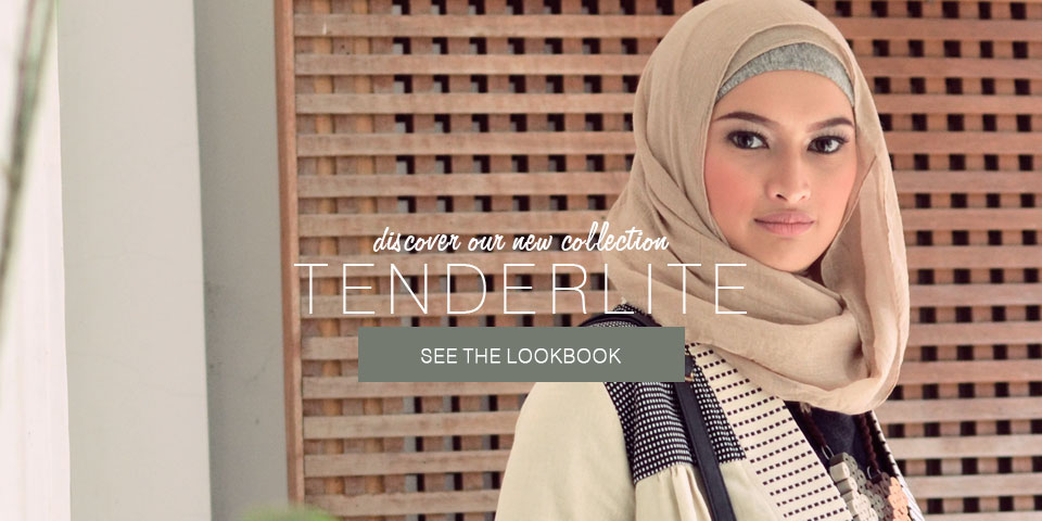 See TENDERLITE Lookbook. Get Inspired by Shajna Style!