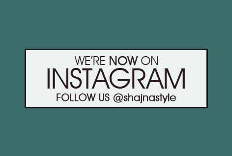 Follow Shajna Instagram