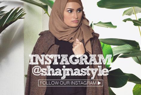 Follow Shajna Instagram