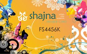 Shajna Member Card
