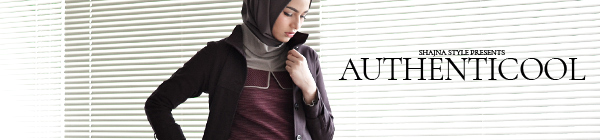 SHAJNA Collection: Authenticool