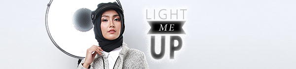 SHAJNA Collection: Light Me Up