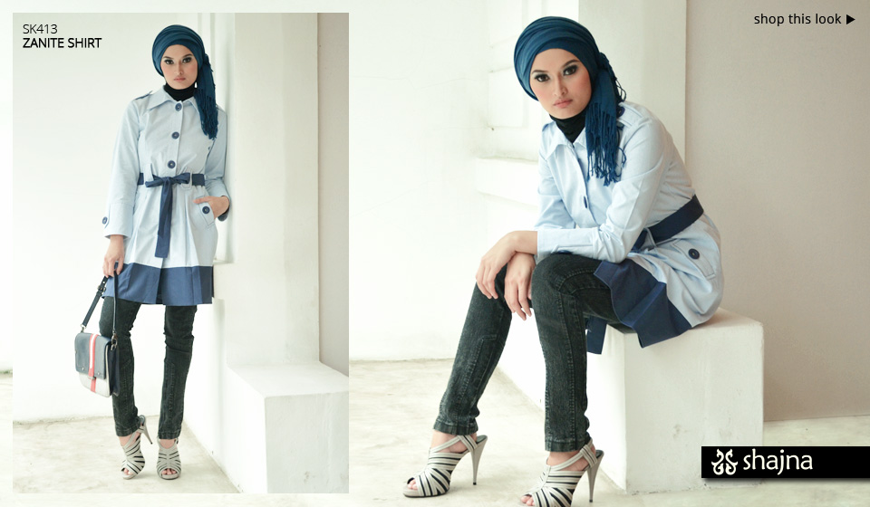 Shajna Lookbook: City Chic