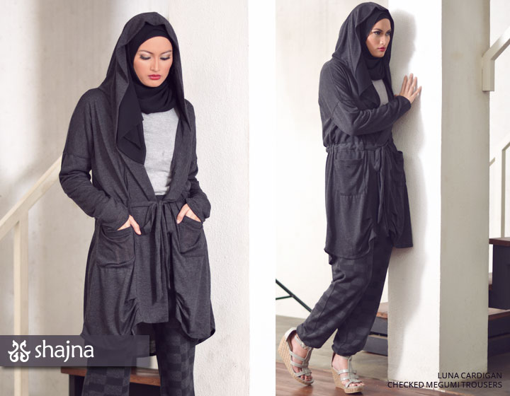 Shajna Lookbook: Eclecticiti