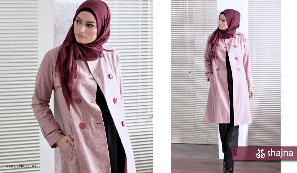 Shajna Lookbook: City Cool
