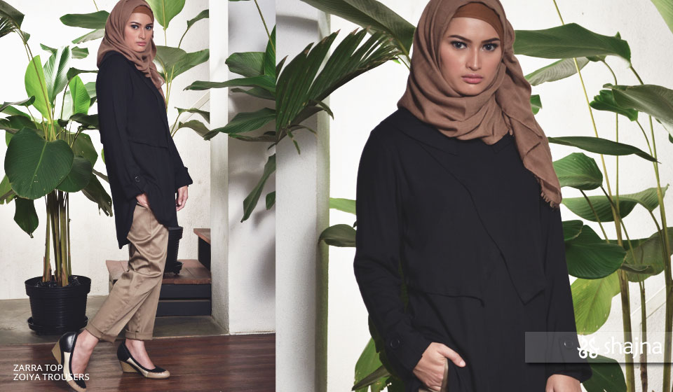 Shajna Lookbook: Urban Safari
