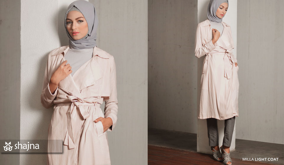 Shajna Lookbook: Pastel Dreams